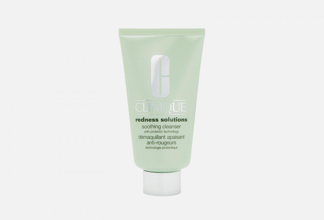 Очищающее средство для умывания для кожи, склонной к покраснениям  Clinique Redness Soothing Cleanser