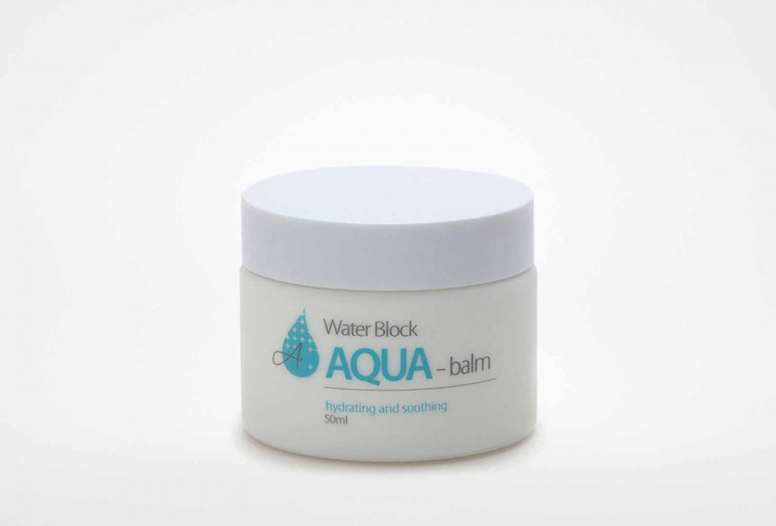 Увлажняющий аква-бальзам для лица The Skin House WATER BLOCK AQUA BALM