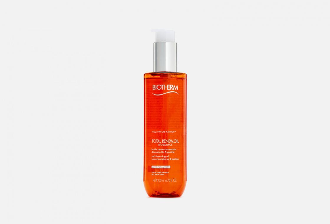 Масло для снятия макияжа Biotherm BIOSOURCE TOTAL RENEW OIL