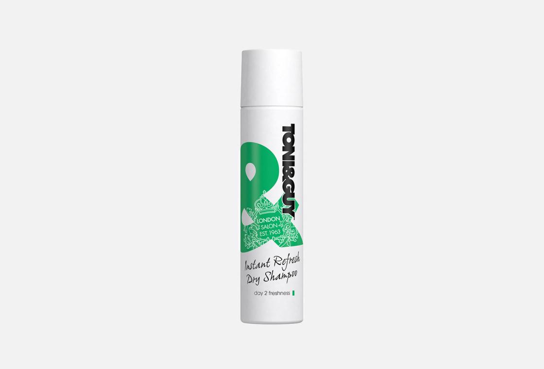 Шампунь сухой МГНОВЕННАЯ СВЕЖЕСТЬ  Toni & Guy Instant refresh Dry Shampoo