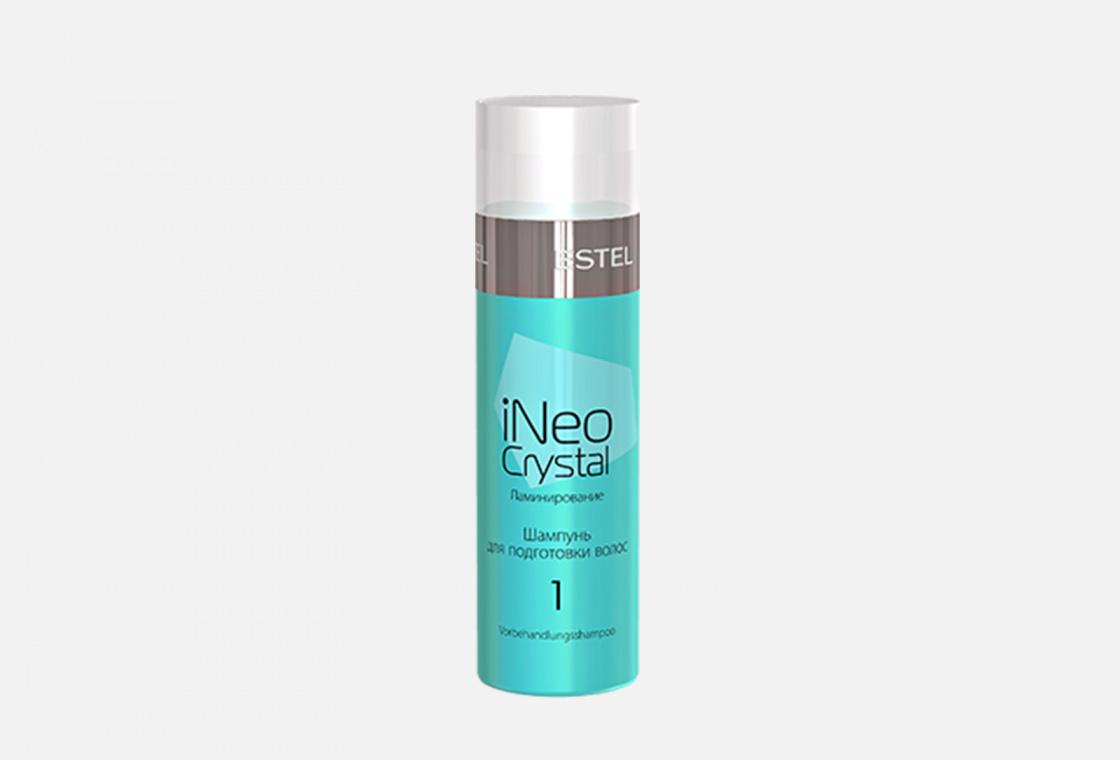 Шампунь для подготовки волос к ламинированию ESTEL Professional  iNEO-CRYSTAL