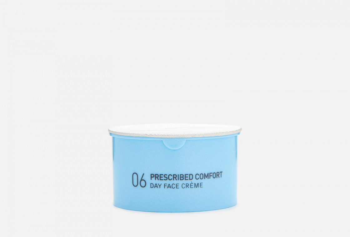 Питательный успокаивающий дневной крем для сухой и чувствительной кожи.  Рефилл крема My Blend 06 Prescribed Comfort