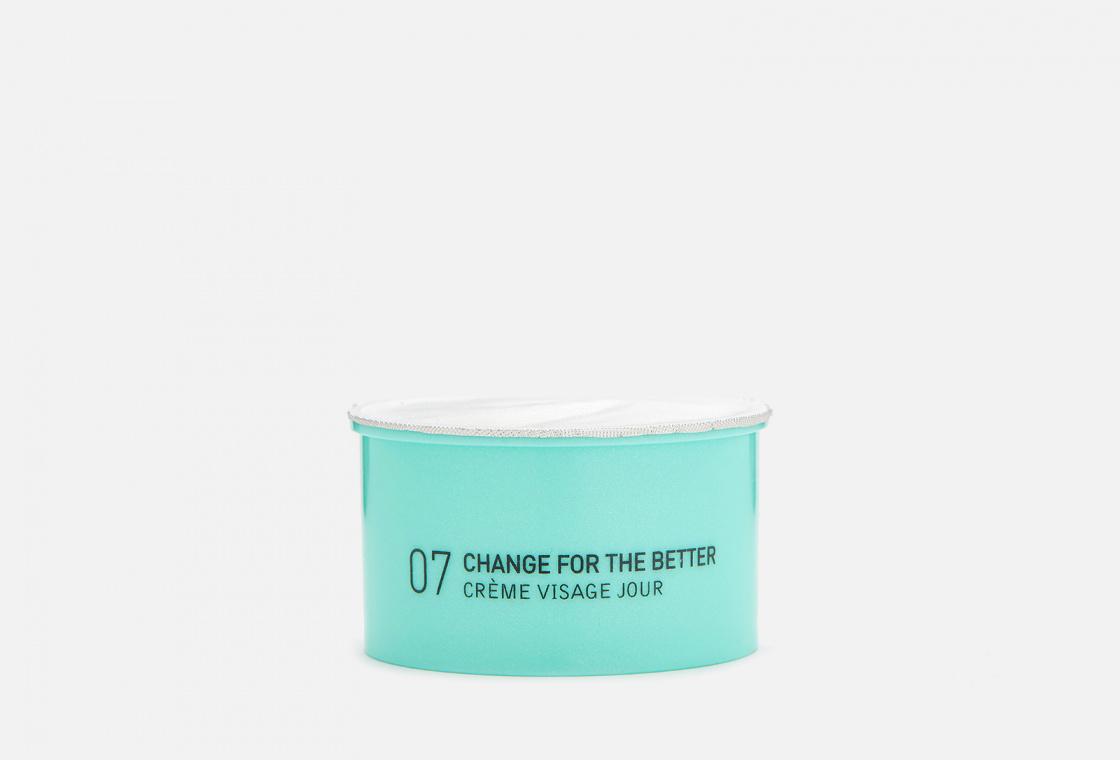 Омолаживающий дневной крем комплексного действия для тонкой сухой кожи. Рефилл крема My Blend 07 Change for the Better