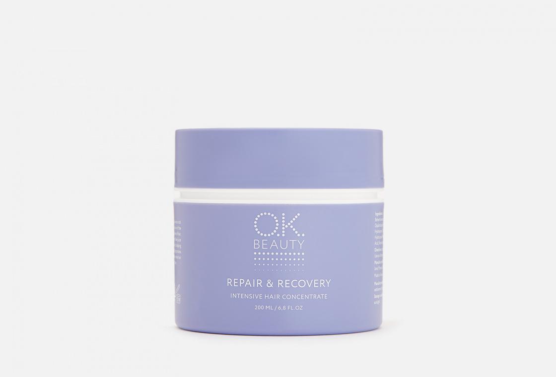 Интенсивная маска для глубокого питания и восстановления OK Beauty REPAIR & RECOVERY