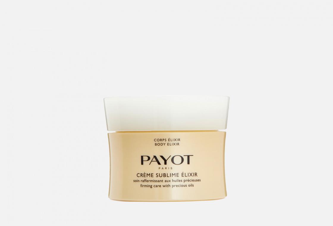 Укрепляющий крем для тела  PAYOT Creme Sublime Elixir