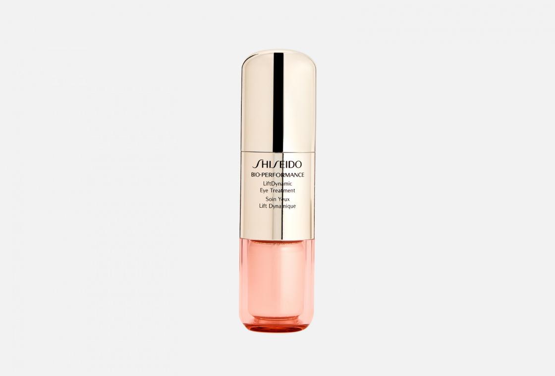 Лифтинг-крем интенсивного действия для кожи вокруг глаз Shiseido Bio-Performance Liftdynamic Eye Treatment