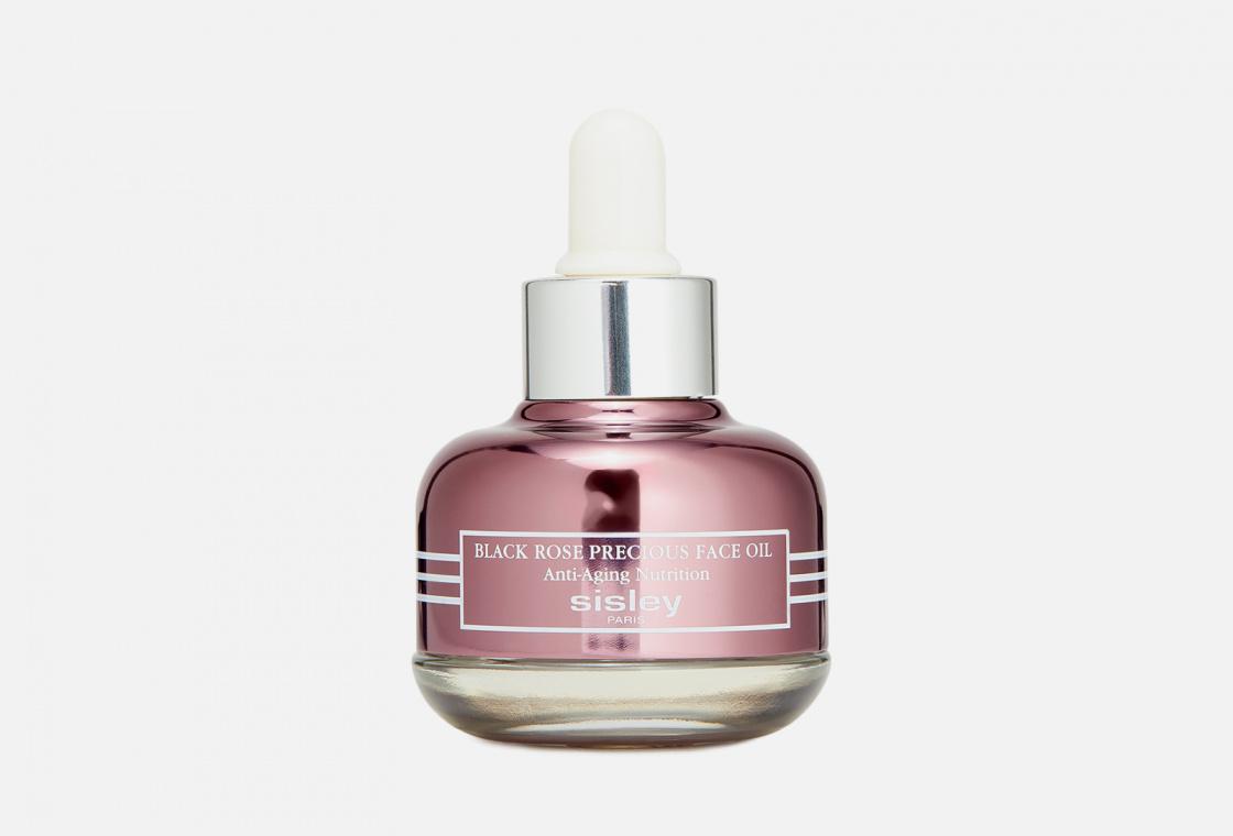 Драгоценное масло с черной розой Sisley Black Rose Precious Face Oil