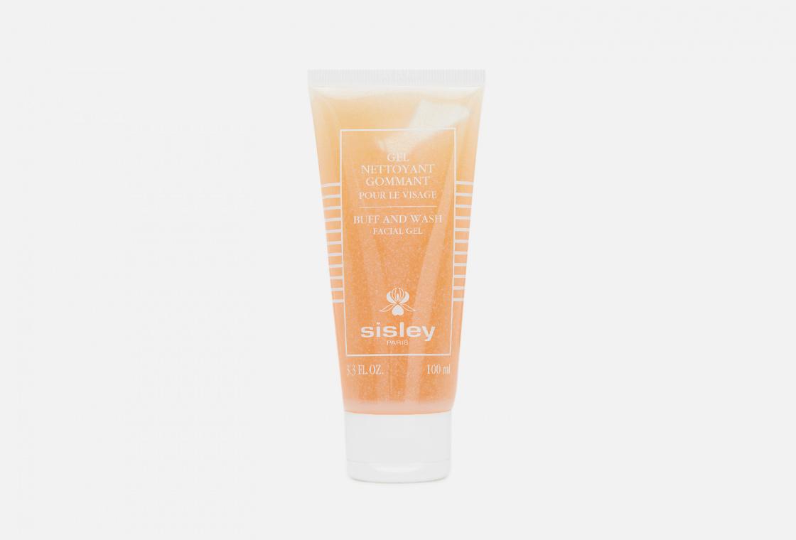 Гель очищающий гуммирующий  Sisley Buff and Wash Facial Gel