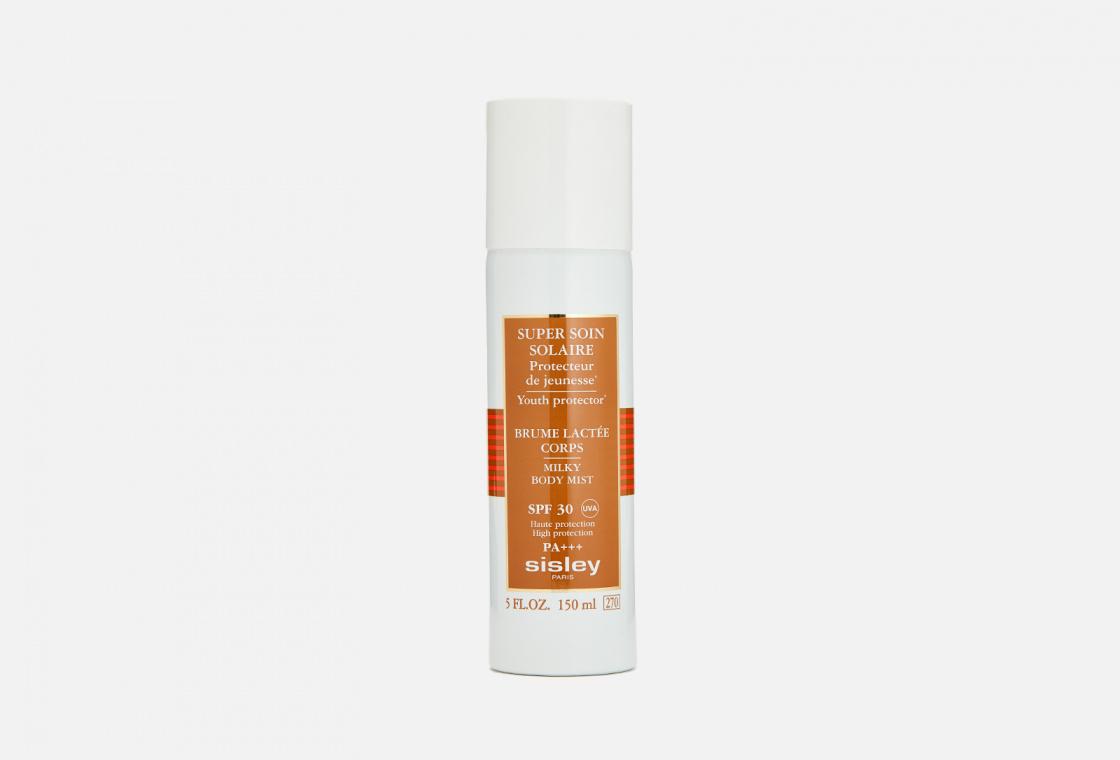 Молочная дымка для тела SPF30  Sisley Super Soin Solaire Milky Body Mist Sun Care