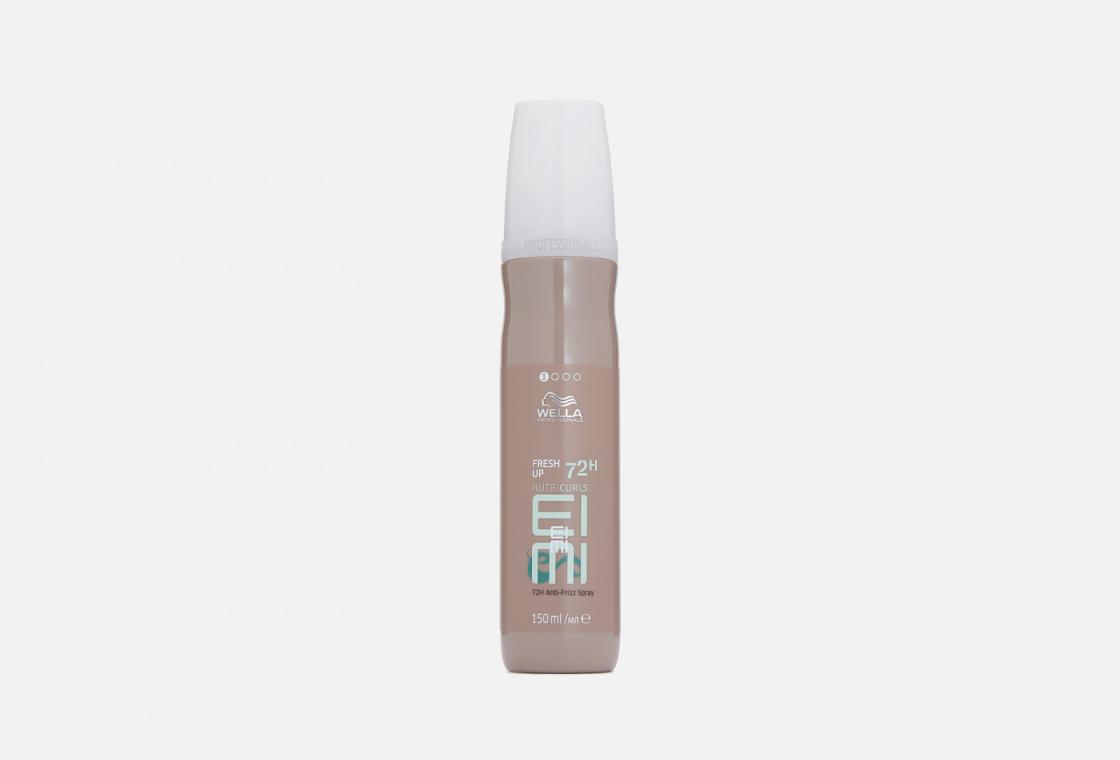 Спрей для блеска длявьющихся и кудрявых волос Wella Professionals Nutricurls Fresh Up